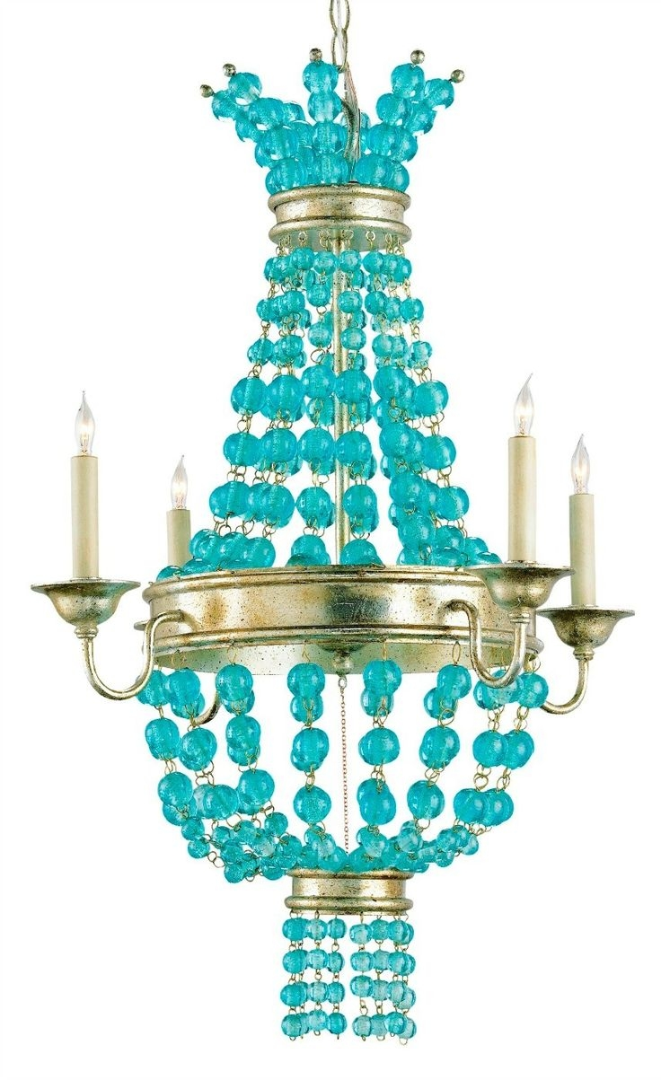 134 Best Crystals Images On Pinterest Intended For Turquoise Chandelier Crystals (Image 1 of 25)