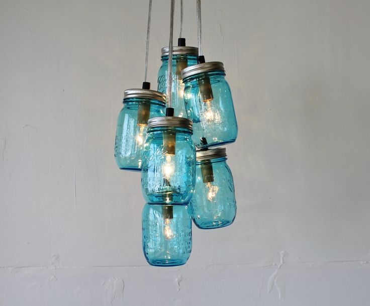 14 Best Lighting Images On Pinterest With Turquoise Ball Chandeliers (Image 3 of 25)