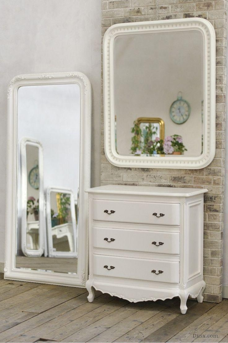 142 Best French Style Louis Philippe Mirrors Are Available At Www For White French Mirrors (Image 5 of 20)