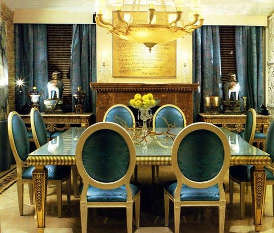 15 Attractive Dining Table Ideas | Ultimate Home Ideas In Royal Dining Tables (Image 2 of 20)