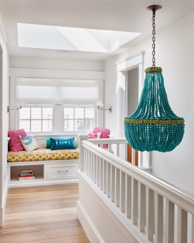 151 Best Gorgeous Chandeliers Images On Pinterest Intended For Turquoise Blue Beaded Chandeliers (Image 1 of 25)