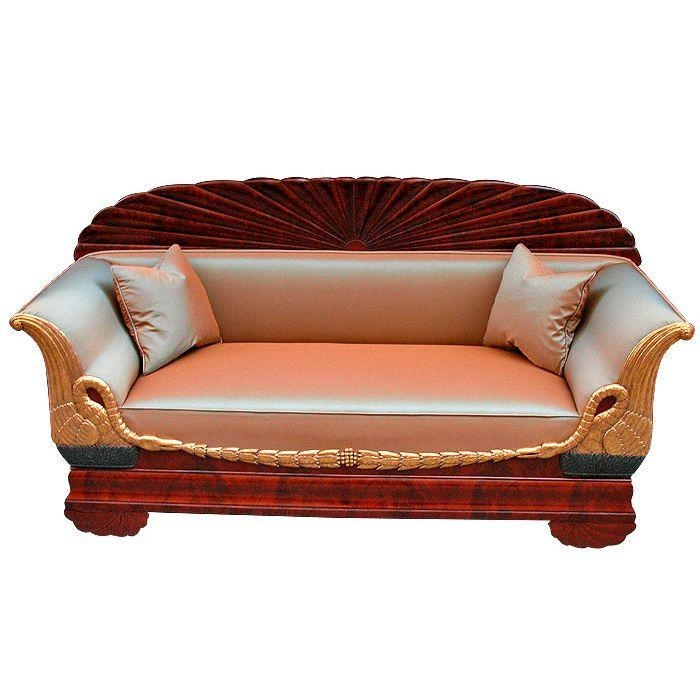 160 Best Biedermeier Images On Pinterest | Antique Furniture Throughout Biedermeier Sofas (Image 1 of 20)