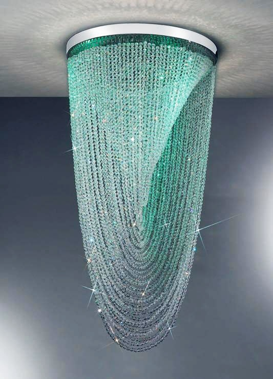 169 Best Chandeliers Lighting Images On Pinterest Crystal Within Turquoise Color Chandeliers (View 23 of 25)