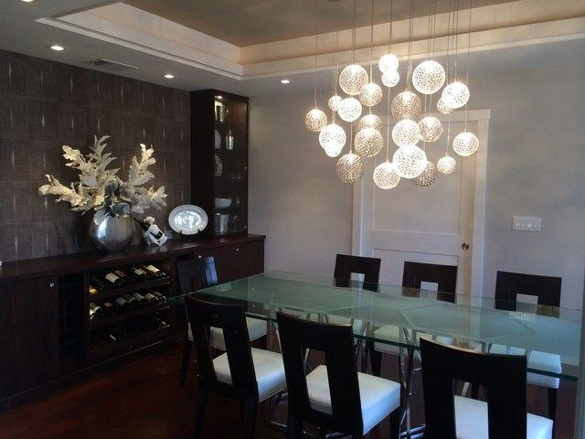 17 Best Lighting Images On Pinterest | Edison Bulbs, Bulb Lights For Dining Tables Ceiling Lights (Image 1 of 20)