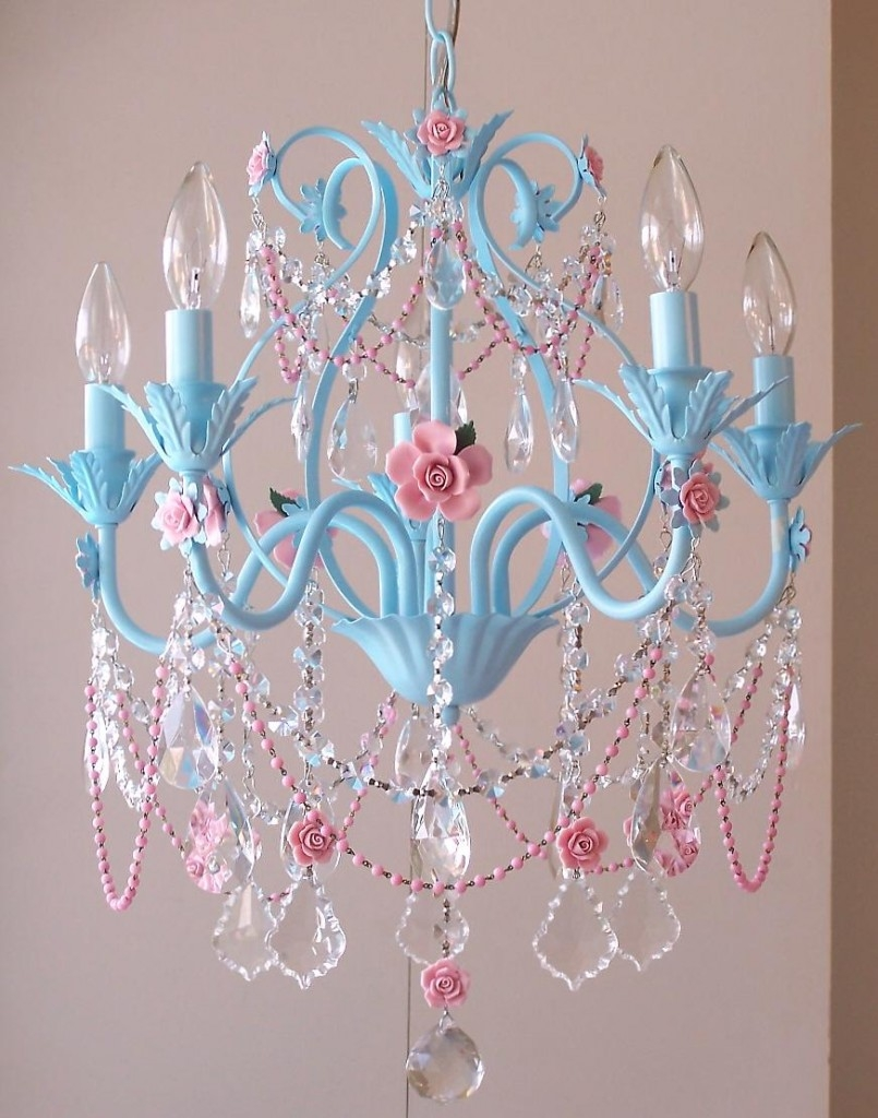 17 Fascinating Girls Chandelier Inspirational Image This Light Throughout Kids Bedroom Chandeliers (Image 1 of 25)