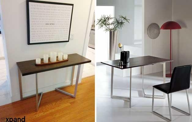 17 Furniture For Small Spaces – Folding Dining Tables & Chairs In Compact Dining Tables (Image 1 of 20)