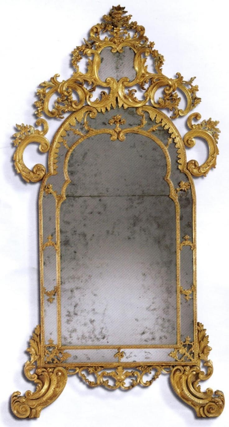171 Best Mirrors Images On Pinterest | Mirror Mirror, Antique Inside Reproduction Antique Mirrors For Sale (Image 2 of 20)