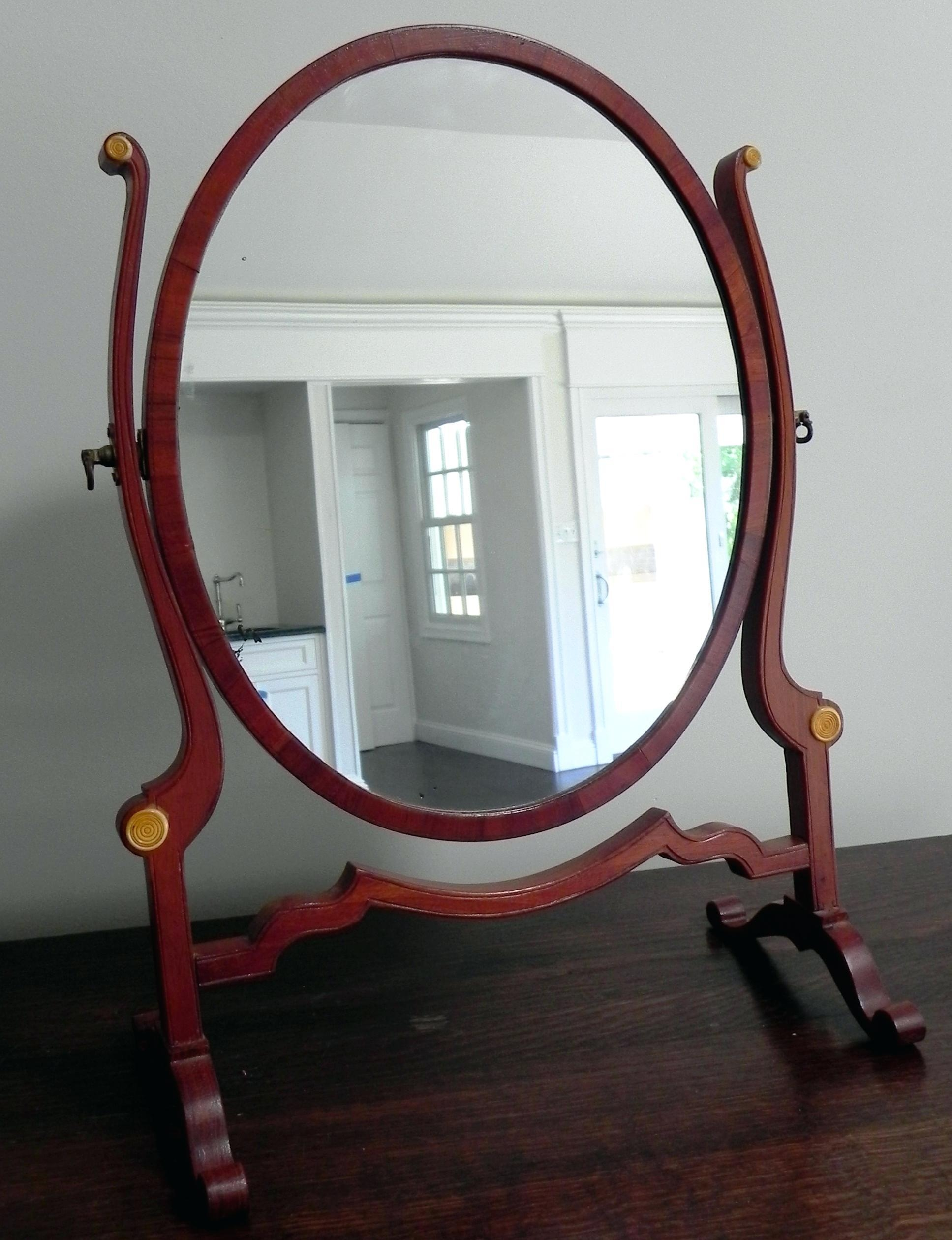 20 best standing table mirror mirror ideas. Black Bedroom Furniture Sets. Home Design Ideas