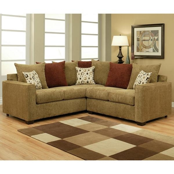 2 Piece Sectional Sofa | Design Your Life For 2 Piece Sectional Sofas (Image 1 of 20)