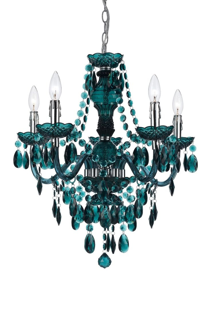 20 Best Lighting Lamps Images On Pinterest Within Turquoise Mini Chandeliers (Image 3 of 25)