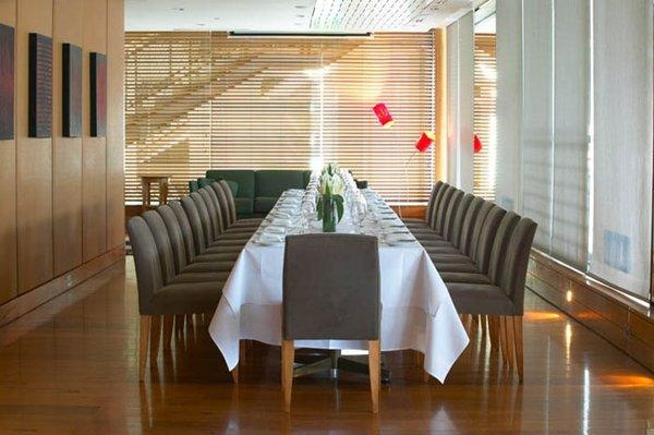 20 Gorgeous Extra Large Rectangular Dining Tables | Home Design Lover Pertaining To Long Dining Tables (View 8 of 20)