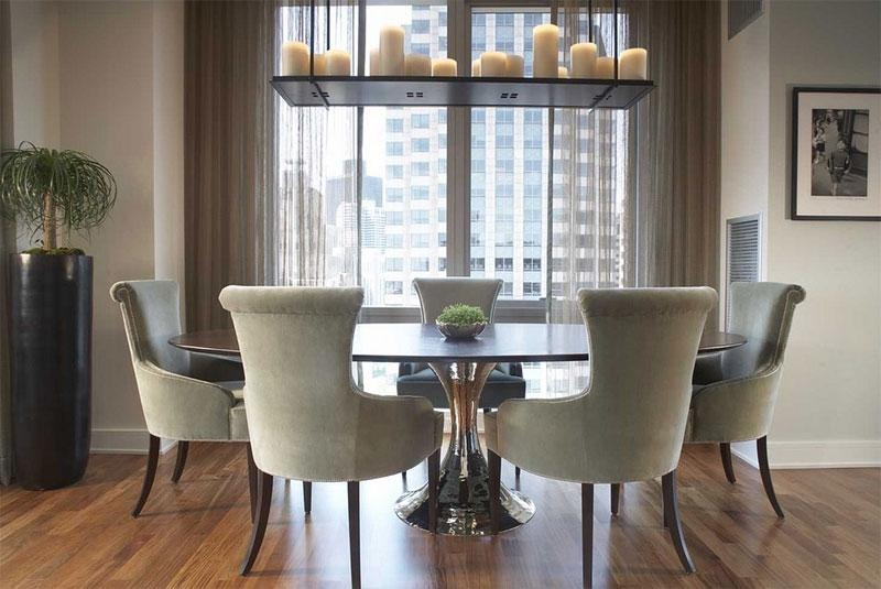 20 Perfectly Shaped Oval Pedestal Table For Your Dining Area Inside Chichester Dining Tables (View 7 of 20)