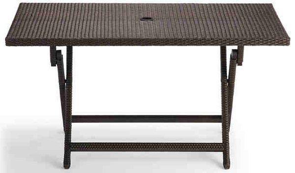 20 Varieties Of Rectangular Folding Outdoor Dining Tables | Home With Folding Outdoor Dining Tables (View 2 of 20)