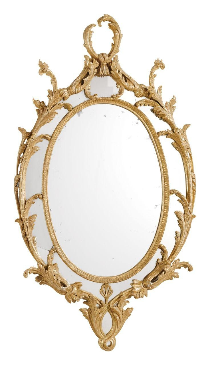 201 Best Mirrors Images On Pinterest Inside Ornate Gold Mirrors (View 11 of 20)