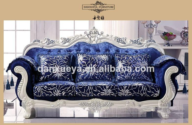 2014 New Product Wood Carving Furniture Cleopatra Sofa – Buy Sofa Throughout Cleopatra Sofas (Image 1 of 20)