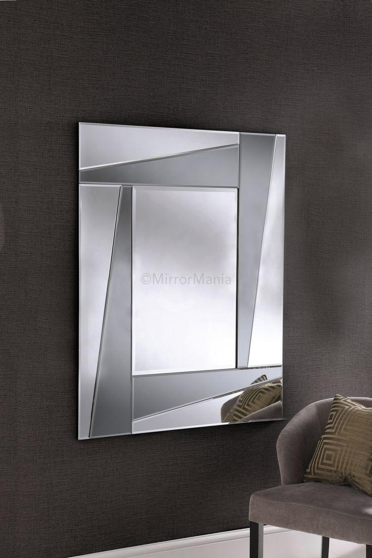 225 Best Rectangle Mirrors Images On Pinterest | Art Deco Mirror Intended For Bevelled Mirrors (Image 2 of 20)