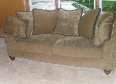 23 Alan White Sofa, Alan White 18400 Two Over Two Contemorary Sofa With Alan White Sofas (Image 2 of 20)
