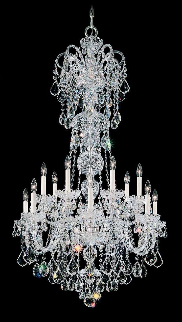 236 Best Chandeliers Lamps I Like Images On Pinterest Crystal Inside Standing Chandeliers (View 23 of 25)