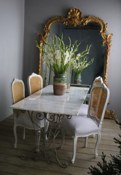 25+ Best Antique Dining Tables Ideas On Pinterest | Antique Inside Antique Mirror Dining Tables (Image 2 of 20)