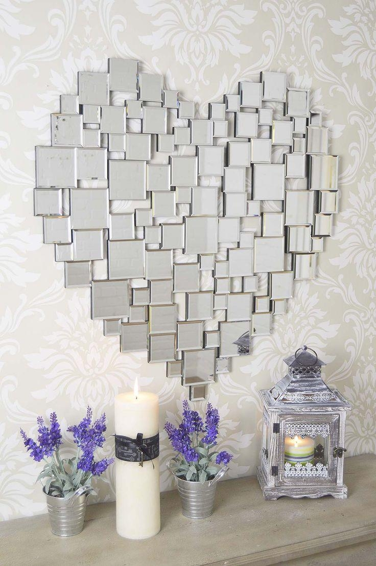Top 20 Heart Shaped Mirrors For Walls Mirror Ideas