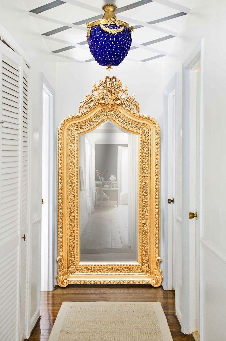 25+ Best Baroque Mirror Ideas On Pinterest | Modern Baroque With Regard To Baroque Floor Mirror (Image 1 of 20)