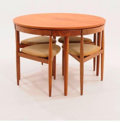 25 Best Compact Dining Tables Images On Pinterest | Dining Sets With Regard To Compact Dining Tables (Image 2 of 20)