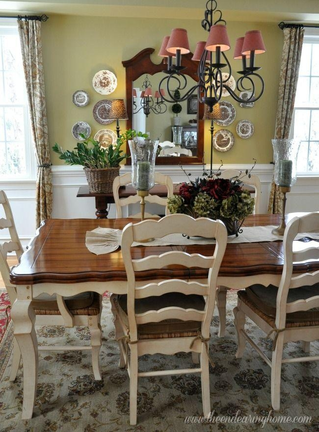 25+ Best Country Dining Rooms Ideas On Pinterest | Country Dining In Country Dining Tables (Image 1 of 20)