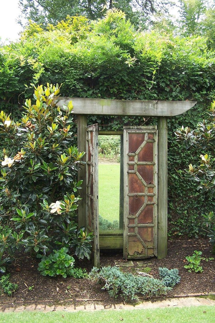 25+ Best Garden Mirrors Ideas On Pinterest | Outdoor Mirror, Small Throughout Garden Mirrors For Sale (Image 1 of 20)