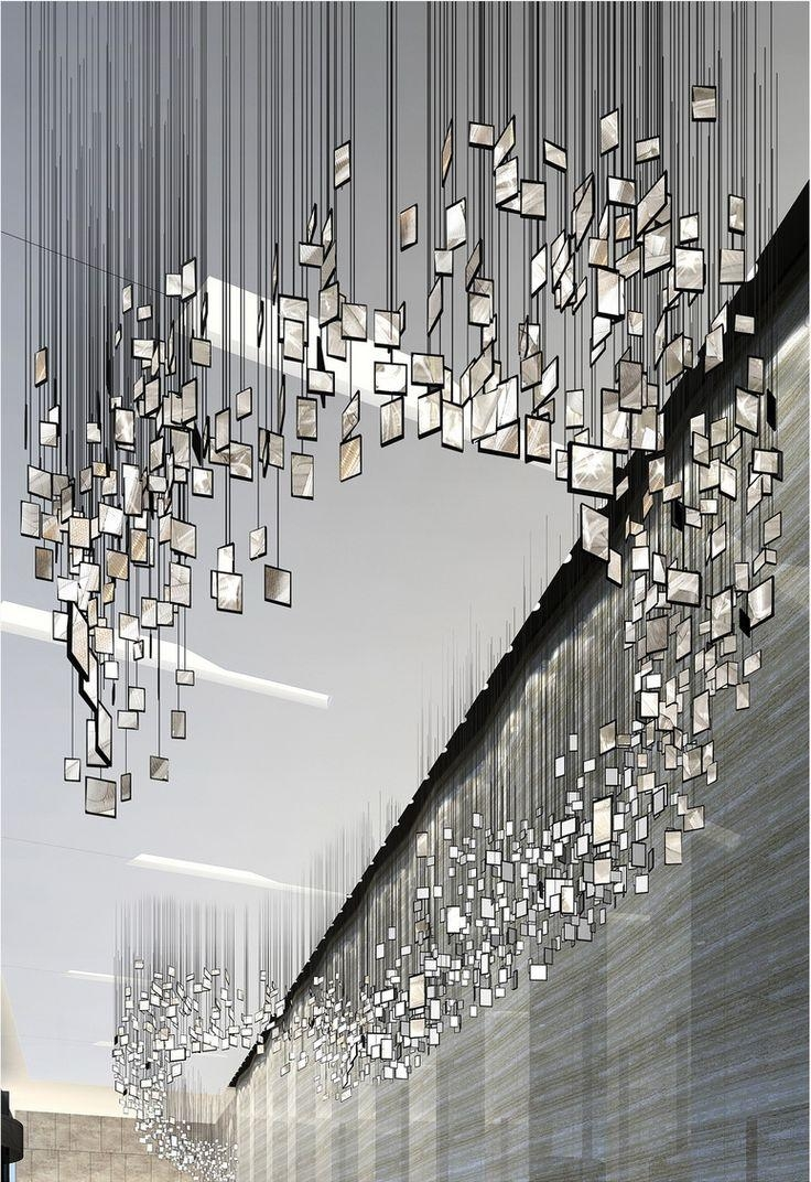 25+ Best Mirror Hanging Ideas On Pinterest   Small Bathroom For Mirror Ceiling Light (View 16 of 20)