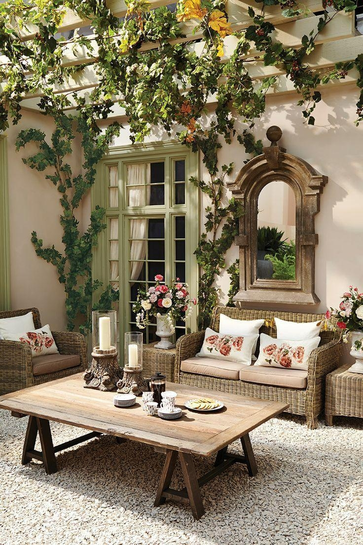 25+ Best Mirror Table Plan Ideas On Pinterest | Mirror Seating With Large Garden Mirrors (View 15 of 20)