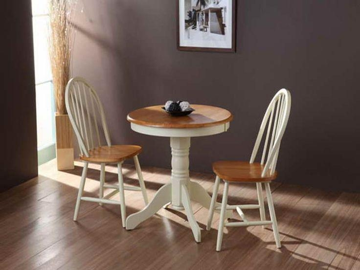 25+ Best Small Kitchen Table Sets Ideas On Pinterest | Small With Two Chair Dining Tables (View 18 of 20)