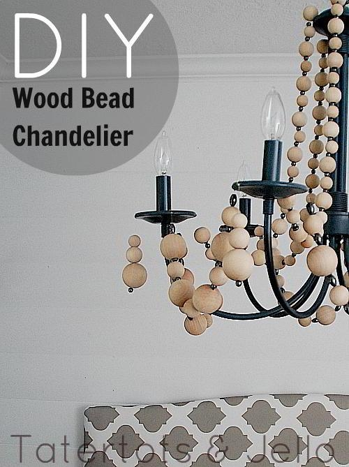 25 Diy Chandelier Ideas Make It And Love It Within Turquoise Ball Chandeliers (Image 5 of 25)