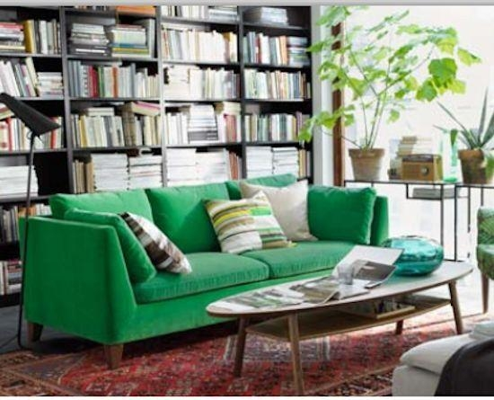 252 Best Emerald Green – 2013 Color Of The Year Images On Within Emerald Green Sofas (Image 1 of 20)