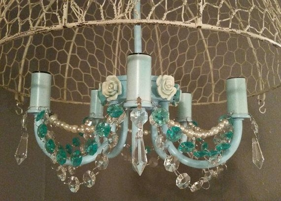 255 Best Chandeliers And Light Fixtures Images On Pinterest Within Turquoise Orb Chandeliers (Image 3 of 25)