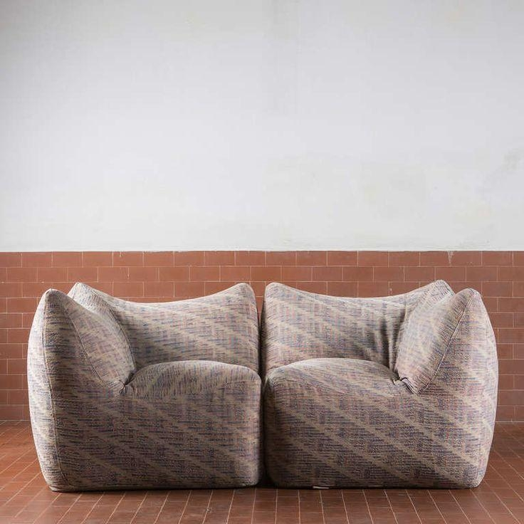 27 Best Mario Bellini – Le Bambole Images On Pinterest | Mario Regarding Bellini Sofas (View 19 of 20)