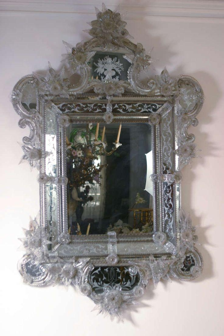 27 Best Venetian Mirror Images On Pinterest | Venetian Mirrors For Large Venetian Wall Mirror (Image 2 of 20)