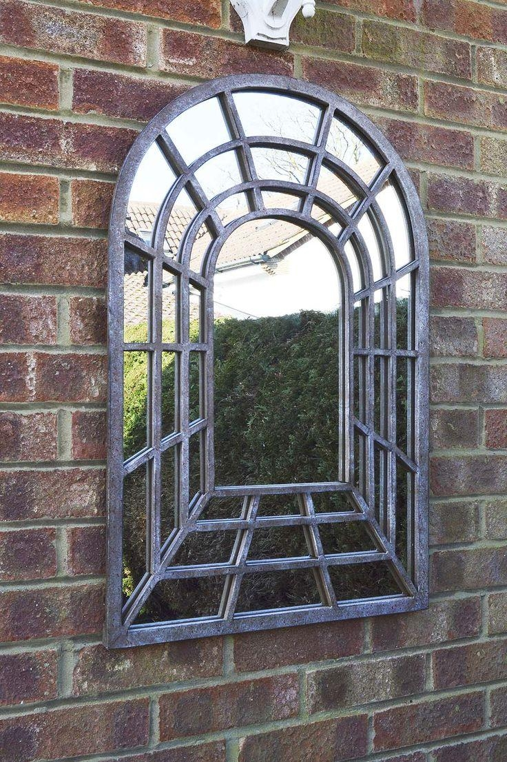 28 Best Mirrors Images On Pinterest | Wall Mirrors, Mirror Mirror Within Gothic Garden Mirrors (Image 4 of 20)