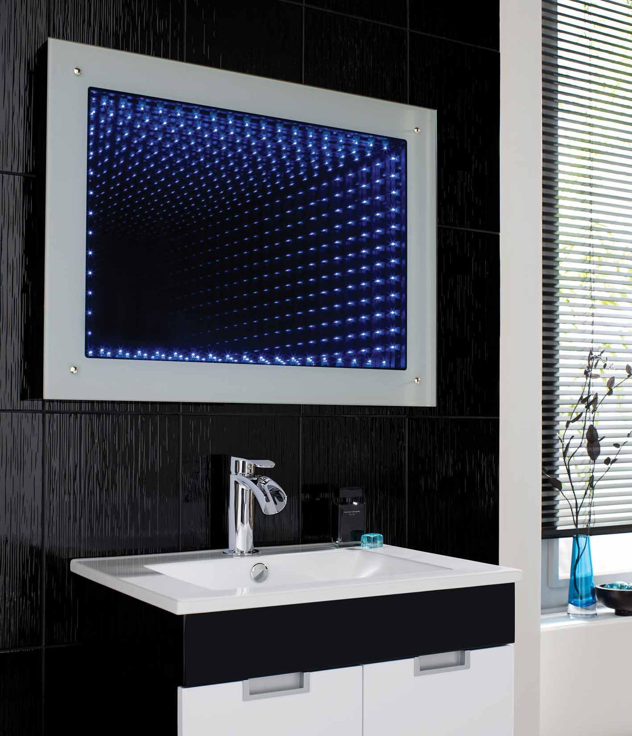 28+ [ Designer Bathroom Mirrors ] | Lara Designer Led Bathroom With Regard To Modern Contemporary Mirrors (View 18 of 20)