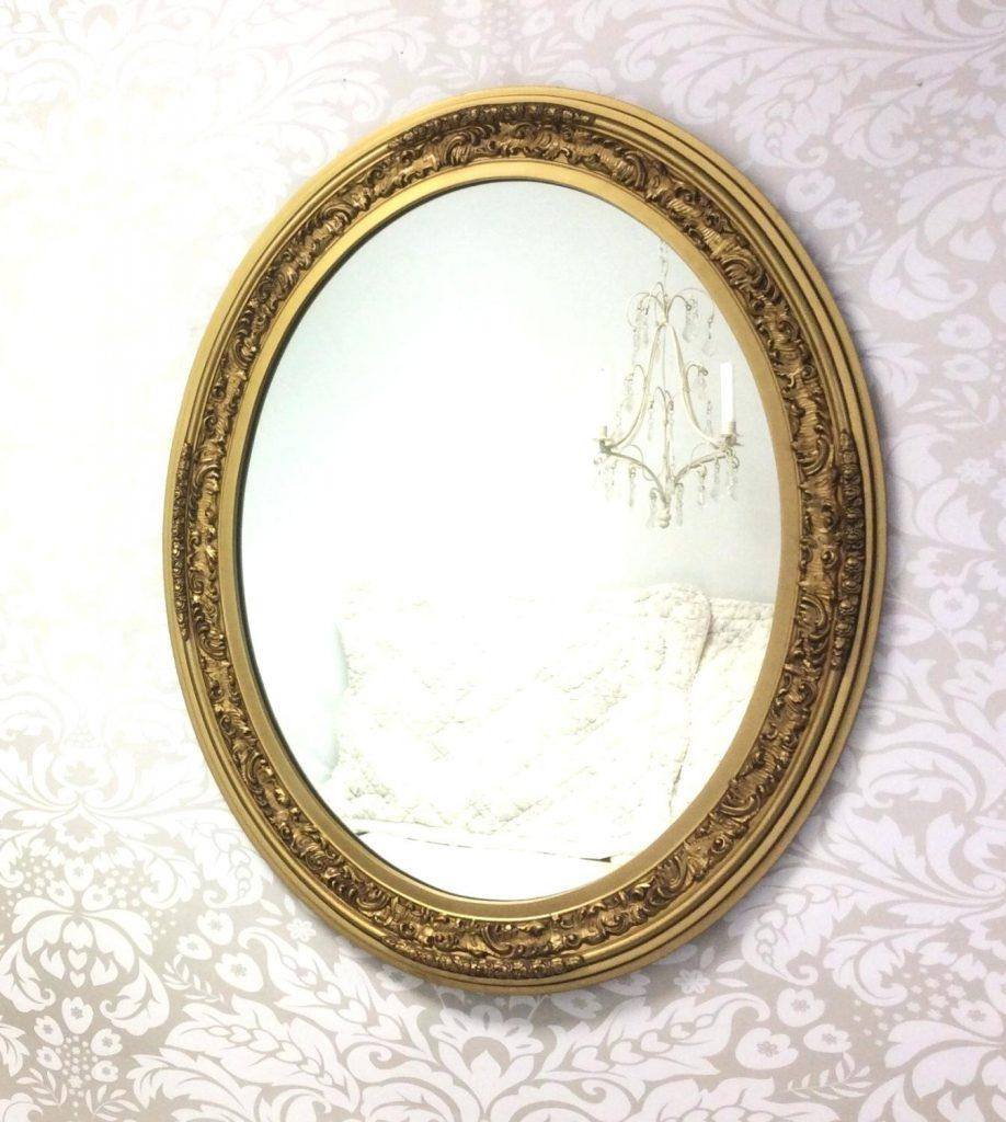 3 Piece Antique Gold Decorative Mirror Setsunburst Mirrors (Set Of Intended For Vintage Gold Mirrors (Image 1 of 20)