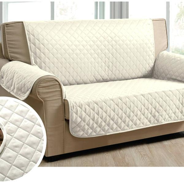 3 Piece Sofa Covers – Cybellegear Intended For 3 Piece Slipcover Sets (Image 8 of 20)