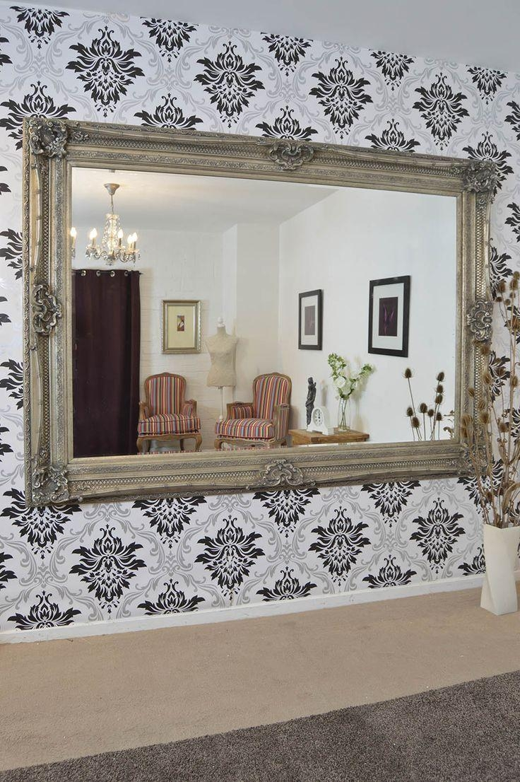 30 Best Shabby Chic Mirrors Images On Pinterest | Shabby Chic Regarding Shabby Chic Mirrors (Image 2 of 20)