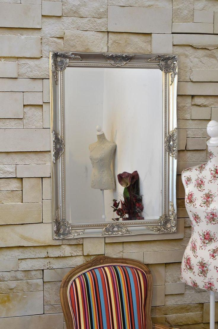 30 Best Shabby Chic Mirrors Images On Pinterest | Shabby Chic Regarding Shabby Chic Mirrors (Image 1 of 20)