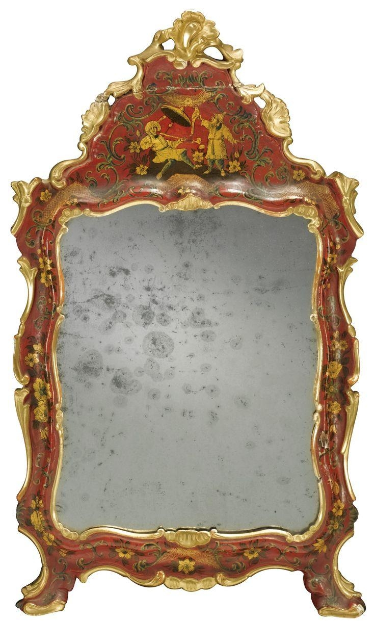 332 Best Mirrors Images On Pinterest | Mirror Mirror, Antique For Reproduction Antique Mirrors (Photo 17 of 20)