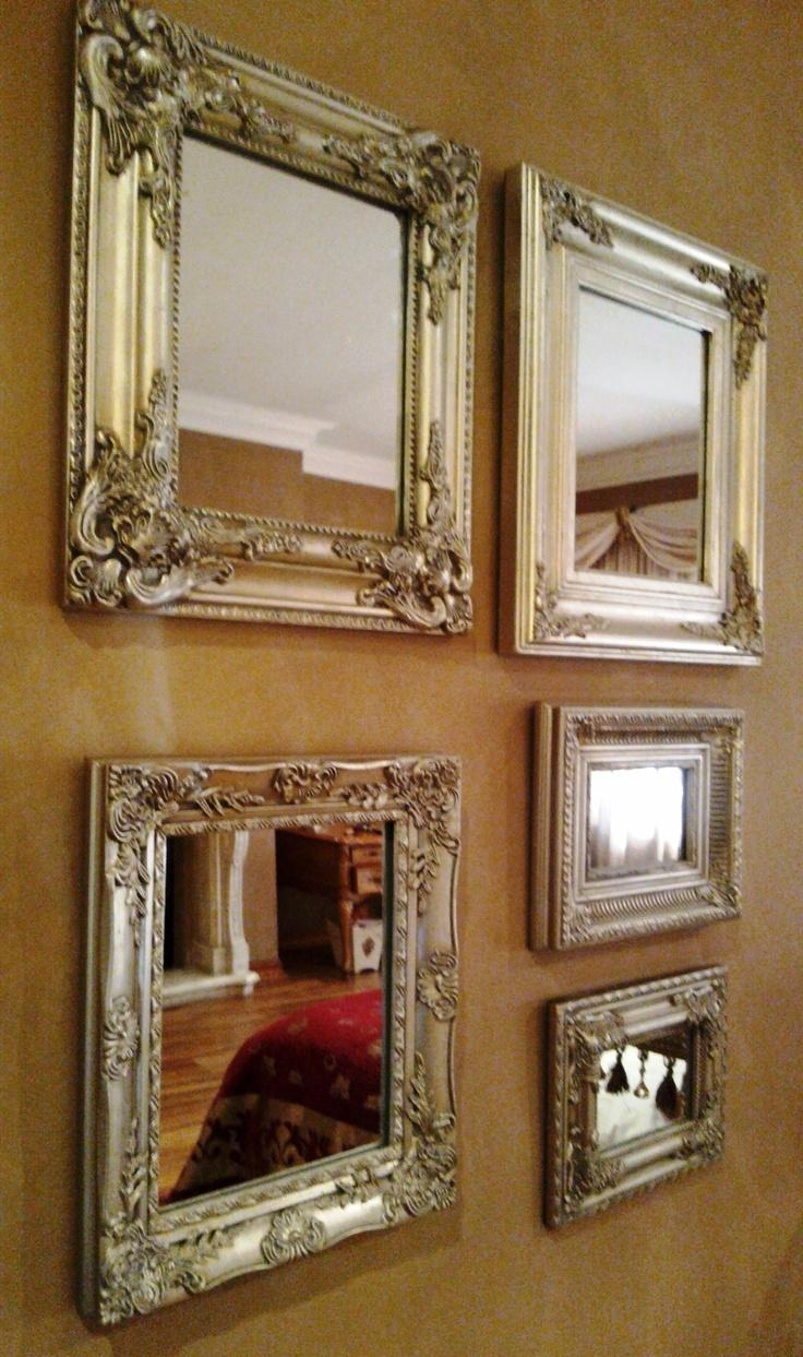 347 Best I Love Mirrors! Images On Pinterest | Mirror Mirror Throughout Small Venetian Mirror (Image 1 of 20)