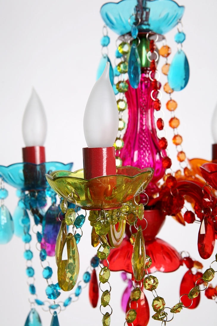 Featured Image of Small Gypsy Chandeliers