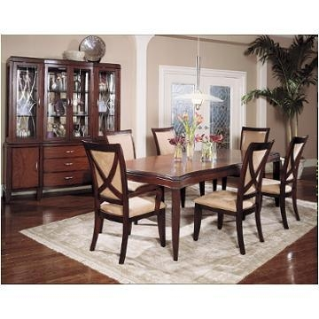 360 222 Legacy Classic Furniture Vogue Dining Room Leg Ext (Image 6 of 20)