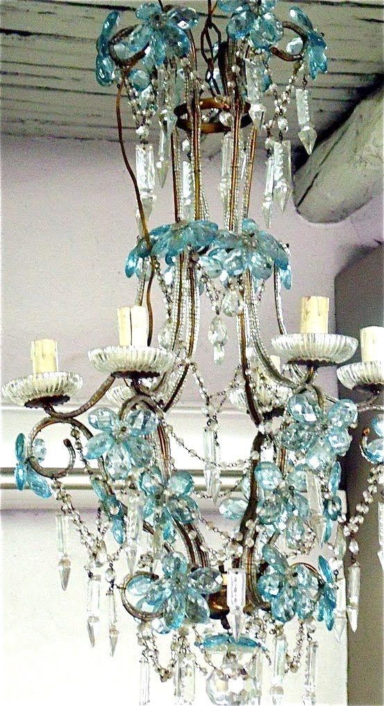 368 Best All About Chandeliers Images On Pinterest In Turquoise Bedroom Chandeliers (View 18 of 25)