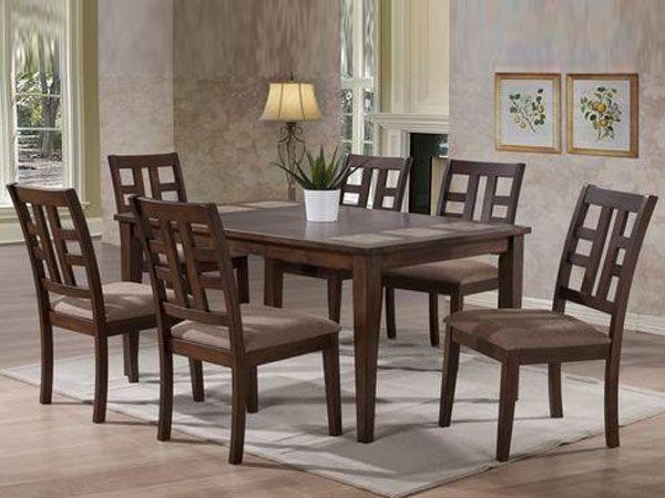 38 Best Dining Room Furniture Images On Pinterest | Dining Room Inside 6 Seat Dining Tables And Chairs (View 18 of 20)
