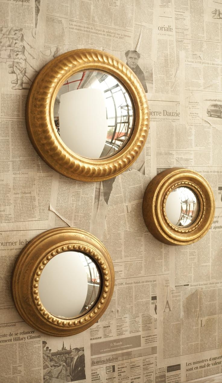 38 Best L Adore Convex Mirrors! Mayrosevintage (Image 2 of 20)