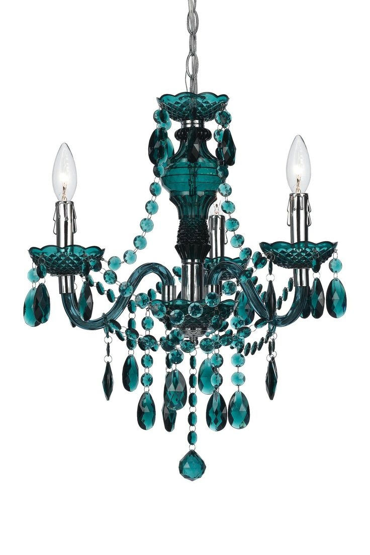 38 Best Lights For Beach House Images On Pinterest Throughout Turquoise Mini Chandeliers (Image 5 of 25)